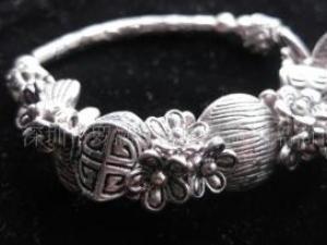 苗银手链,不掉色,具有民族特色